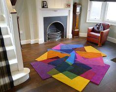 5 kreative Teppich Designs für Ihre moderne Inneneinrichtung