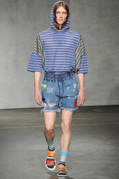 James Long Spring 2015 Menswear Collection - Vogue