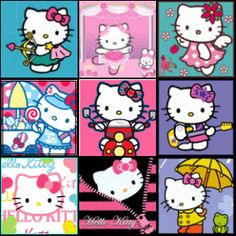 Hello Kitty Pictures and Wallpapers | 249 Items | Page 4 of 11
