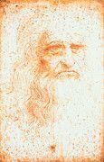 """New artwork for sale! - """" Leonardo Da Vinci - Portrait Of A Bearded Man Possibly A Self Portrait by Leonardo da Vinci """" - http://ift.tt/2lJ58t1"""