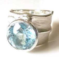 sleek chunky ring designs - Google Search