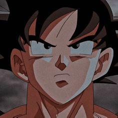 Dbz, Goku And Gohan, Face Aesthetic, Aesthetic Anime, Dragon Ball Z, Goku Face, Face Icon, Otaku, Bear Wallpaper