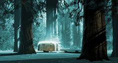 Paul Lasaine - Open Season Forest Illustration, Landscape Illustration, Open Season Movie, Dark Fairytale, Visual Development, Environment Design, Environmental Art, Concept Art, Animation