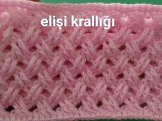 Knitting Stiches, Baby Knitting Patterns, Crochet Cardigan, Crochet Hats, Crochet Crocodile Stitch, Crochet Designs, Make It Yourself, Blog, Crafts