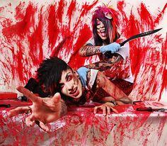 Blood On The Dance Floor Wallpaper - http://wallpaperzoo.com/blood-on-the-dance-floor-wallpaper-46115.html  #BloodOnTheDanceFloorWallpaper