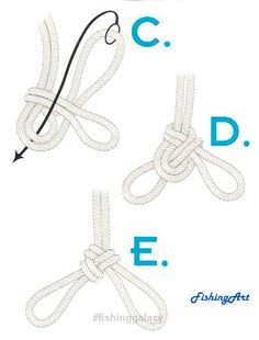 Fishing Knots Hook