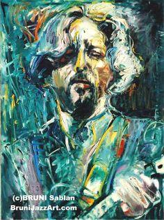 BRUNI Gallery _ Eric Clapton