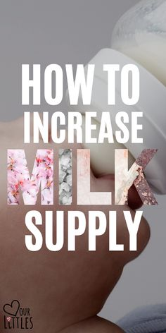 How to increase milk supply and get your breastfeeding confidence back up quickly! It's simple, just check out these proven milk supply solutions. Breastfeeding Benefits, Breastfeeding Positions, Breastfeeding In Public, Low Milk Supply, Increase Milk Supply, How To Increase Breastmilk, Pumping Schedule, Breastmilk Storage, Baby