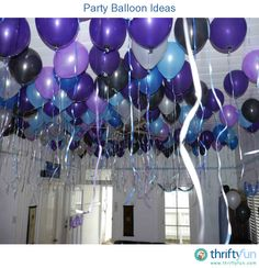 1000 Images About Blue And Purple Birthday On Pinterest
