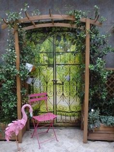 awesome 44 Inspiring Outdoor Garden Wall Mirrors Ideas Garden Mirrors, Garden Wall Art, Garden Doors, Small Courtyard Gardens, Outdoor Gardens, Courtyard Ideas, Outdoor Mirror, Little Gardens, Water Features In The Garden