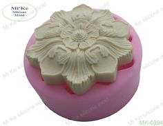 3D Retro Flower Shape Silicone Mold Cake Tool Fondant Cake Decorating Clay DIY Tool Soap Mold Factory Direct Sale