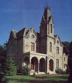Ebenezer Maxwell Mansion