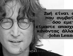 15 Σκέψεις του John Lennon για την Αγάπη, τη Ζωή και την Ειρήνη. John Lennon, Instagram, Pictures, Photos, Drawings