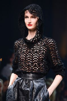 Loewe, Spring 2013 collection at Paris Fashion Week.