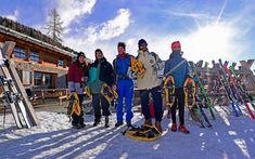 Il Viaggiatore Magazine -Trentino Skisunrise - Campo Base