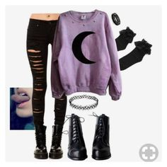 Summer Fashion To Cover Legs .Summer Fashion To Cover Legs Grunge Outfits, Cute Emo Outfits, Punk Outfits, Teen Fashion Outfits, Mode Outfits, Cosplay Outfits, Outfits For Teens, Teenager Outfits, Trendy Outfits