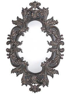 Hemispheres: A World of Fine Furniture | Ornate Frame Mirror