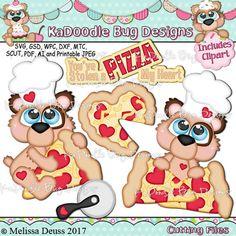 Cutie KaToodles - Pizza My Heart