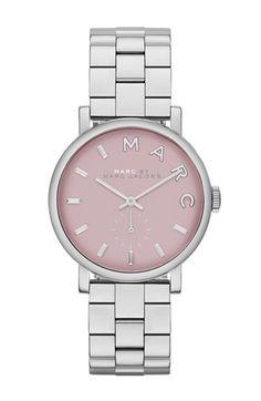 MARC BY MARC JACOBS 'Small Baker' Bracelet Watch