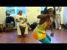 BrazilArte • Afro Brazilian Dance Workshop June 2012