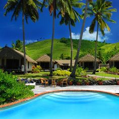 Temanu beach resort