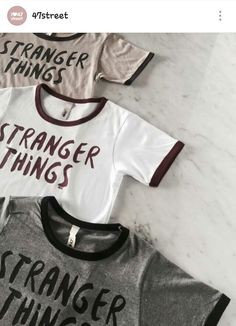 Remera-Stranger Things-t-shirt-outfit-47Street-