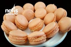 Chess Cake, Turkish Recipes, Hot Dog Buns, Macarons, Hamburger, Protein, Lunch Box, Food And Drink, Bread