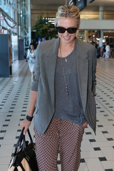 Beautiful Tennis Star Maria Sharapova arrives in Australia 12/28/12.