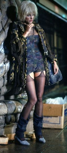 Blade Runner : Daryl Hannah as Pris.