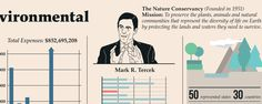 This infographic described about the highest paid CEOs in charity.