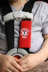 for ALL PARENTS: attach notes to car seat, stroller, door, anything, for medical emergency staff on the needs of your child in the event of a crash.