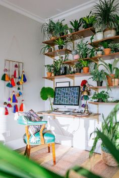9 interior designers to know about:  A mix of plant-filled interiors, restaurants, and stores are full of actual design ideas you can apply to your own space.