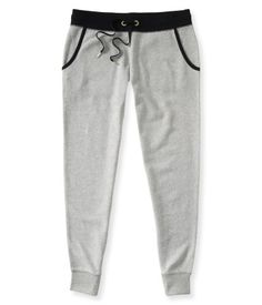 "There's a spot on the sofa that's got your name on it, so throw on our Solid Jogger Sweat Pants and quick, claim it! These soft terry bottoms are detailed with pockets and ribbed cuffs for total comfort at home or on the go. Watch a blockbuster hit and save the bike ride for later!<br><br>Slim fit. Cuffed ankle.<br>Approx. inseam (S): 30""<br>Style: 2313. Imported.<br><br>86% cotton, 14% polyester.<br>Machine wash/dry."