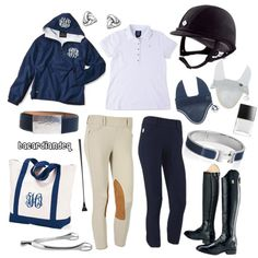 English Equestrian Fashion Riding Boots Breeches Helmet Black Grey White Dark Blue Navy Cross Country Show Jumping Hunter Dressage