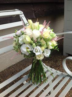 Wedding bouquet @ Gate Street Barn
