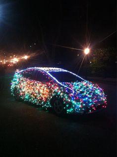 #Christmas #Prius