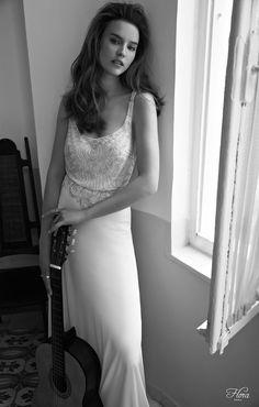 Floral Bridal 2015 Wedding Dress Collection | Bridal Musings Wedding Blog 2