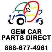 34 Best Gem Car Parts Direct Images In 2017 Gem Cars Car Parts
