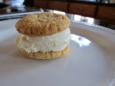 WobiSobi: Easy, Mini Ice Cream Sandwiches, DIY