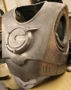 Cyberman Costume- A detailed look. Not a tutorial. Very helpful for cosplay purposes.