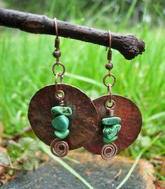 ideas to make dainty drop earrings - Google Search