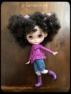 Inika's Outfits for Dolls
