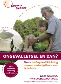 Ongeval Stichting poster