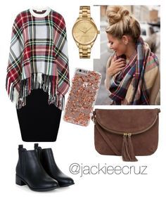 """""""Take advantage of the bipolar weather"""" by jackieecruz on Polyvore featuring Just Female, Chloé, Lacoste, Warehouse, women's clothing, women, female, woman, misses and juniors"""