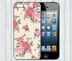 flower iPhone 5s case