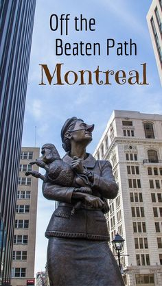 Traveling to Montreal, Canada and looking for the top things to do in Montreal? Check out how travel deeper into Montreal and experience the city from a local perspective with AFAR Magazine. #travelcanada #travelingwithkids #montreal #travellikealocal