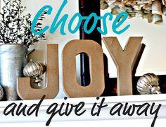 The Gift of Joy.