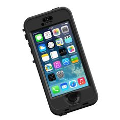 LifeProof rugged nüüd iPhone 5S case