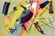 Vasilij Kandinskij - Untitled, 1941 #arte
