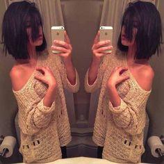 Love her short hair